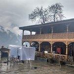 Bollywood Movie (Sweetie weds NRI) shooting of the song ' O Saathiya '