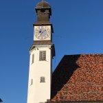 Arkadenhof Gaststätte Schwarzer Adler Foto