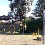 gimnasio al aire libre