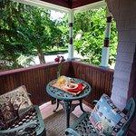 Pikes Peak Suite Balcony