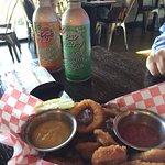 Fried calamari, Japanese? Yes if it's panko-coated!
