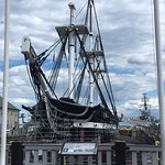 A visit to USS Constitution