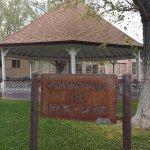 Ses-qui-centennial Park marking our 150th anniversary.