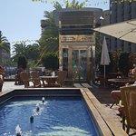 Photo de Secret Fountain Roof Bar Garden