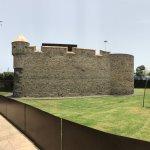 Внешний вид крепости.