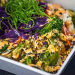 Teriyaki Rice Bowl- Meal Share Item
