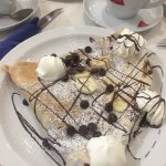 My family and I had an amazing breakfast this morning at The Crepe Factory. The service was grea