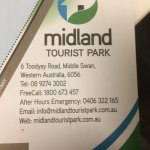 Midland Tourist Park Foto