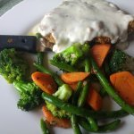Chicken Fried Steak as lunch
