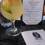 Margarita and Happy Hour Menu