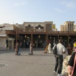 Spice Souk is opposite the Deira Abra Station - follow your nose!