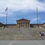 Photo de Le musée d'art de Philadelphie