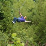 Hello! Give ziplining at Adventure Ziplines of Branson a try. It's tons of fun.