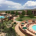 Fitness trail, golf, stunning sunsets make a great resort