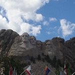 Mount Rushmore National Memorial Foto