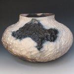 """Ceramic - Tatanka (17""""W x 16""""D x 12""""H)"""