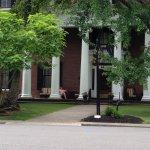 Front of Main Inn