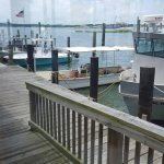 View From Dockside