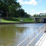 beginning of Erie Canal