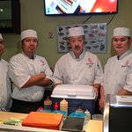 The Sushi Chefs