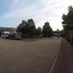 Hotel Lobby parking drop off
