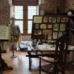 Leonardo's workshop.