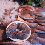 We serve best sea food