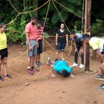 Low Ropes Course - Spiders Web