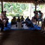 Guest of the Cruise Ship Boat - Kava Ceremony