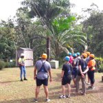 Reserve Bank Of Fiji Team at the Leap of Faith