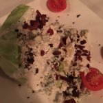 Lettuce Wedge - Excellent Blue Cheese Crumble & Bacon