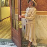 Our Storyteller Christine will take you through the building!