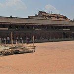 Restaurant in Bhaktapur Durbar Square.