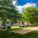 Palliser Estate Cellar Door in summer, join us for a game of Petanque