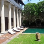 Galle fort hotel before the renovation