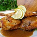 Roast Chicken Au Jus