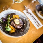 Great lunches everyday on our Full Day Gourmet Wine & Dine Tour at Watershed restaurant