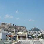 Foto de Acropolis Hill Hotel