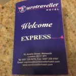 Photo de Eurotraveller Hotel