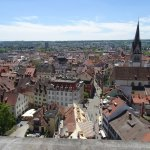 Blick über Konstanz