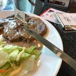 steak paper thin
