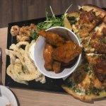 Amazing food! Delicious, speedy service & good portion size! Just unfortunate the staff weren't