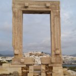 Apollo's Temple, just a short Walk from Hotel Spiros