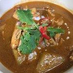 Massama curry which is sooooooo good