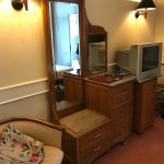 Old style furniture - good in its day