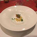 Lentil and Kashmiri apple soup