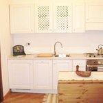 Kitchenette/Angolo cottura