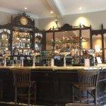 Love the bar.