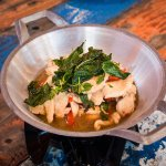 delicious thai food