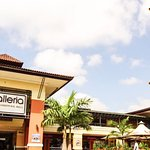 Galleria Shopping Mall, as a landscape